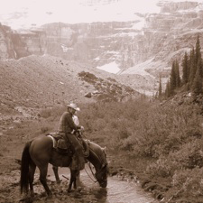 history of the Trail Riders of the Canadian Rockies